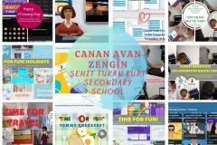 CANAN AVAN ZENGİN ŞEHİT TURAN KURT SECONDARY SCHOOL