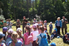 4. Uczniowie na Leśnej Olimpiadzie (10)