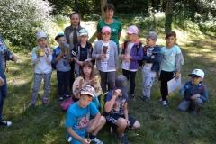 4. Uczniowie na Leśnej Olimpiadzie (11)