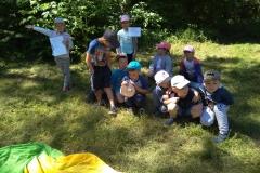 4. Uczniowie na Leśnej Olimpiadzie (7)