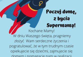 Poczuj dumę, z bycia Supermamą!(1)