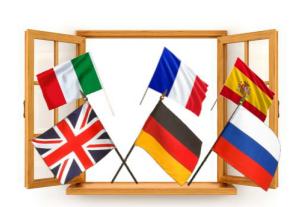 Języki obce oknem na świat